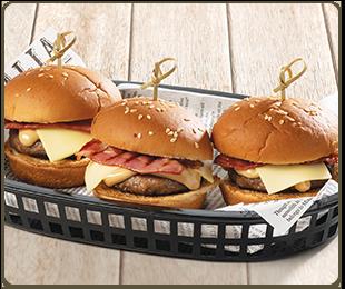 Aussie Beef Vegemite Mayo Sliders