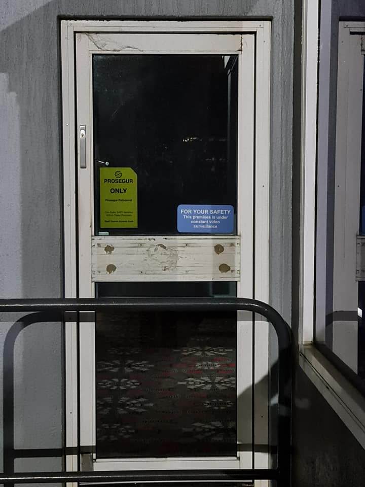 Campbelltown door