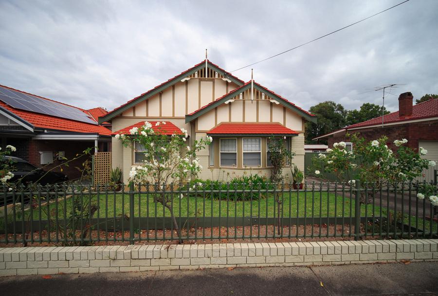 Federation Bungalow sydney nsw australia