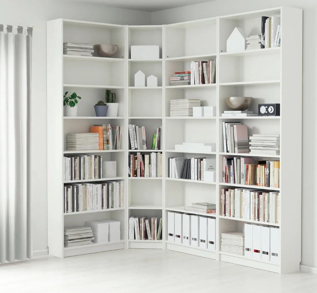 IKEA Billy Bookcase White Australia
