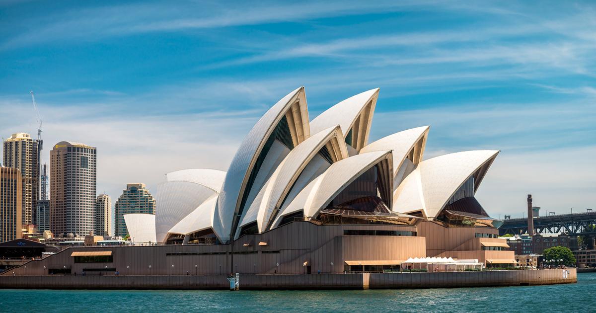 art deco architecture sydney opera house