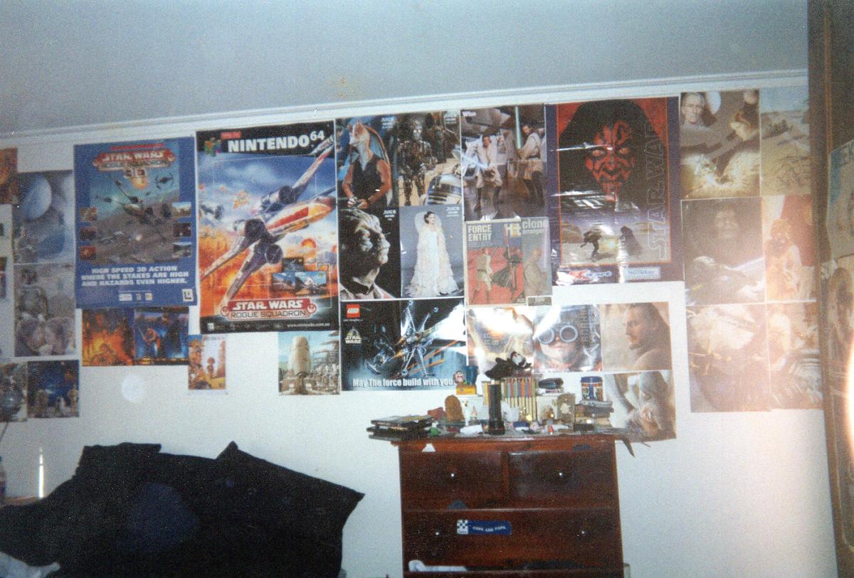childhood bedroom 2003 1