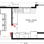 Before floorplan (floorplanner.com)