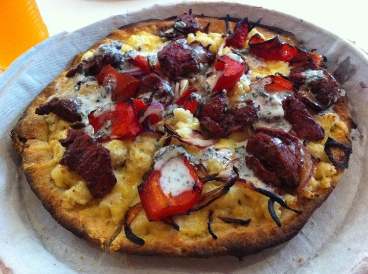 m rockin moroccan pizza