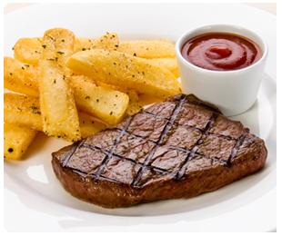kids rump steak