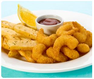 kids shrimp