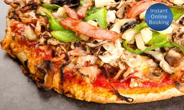 mad moose signature pizza