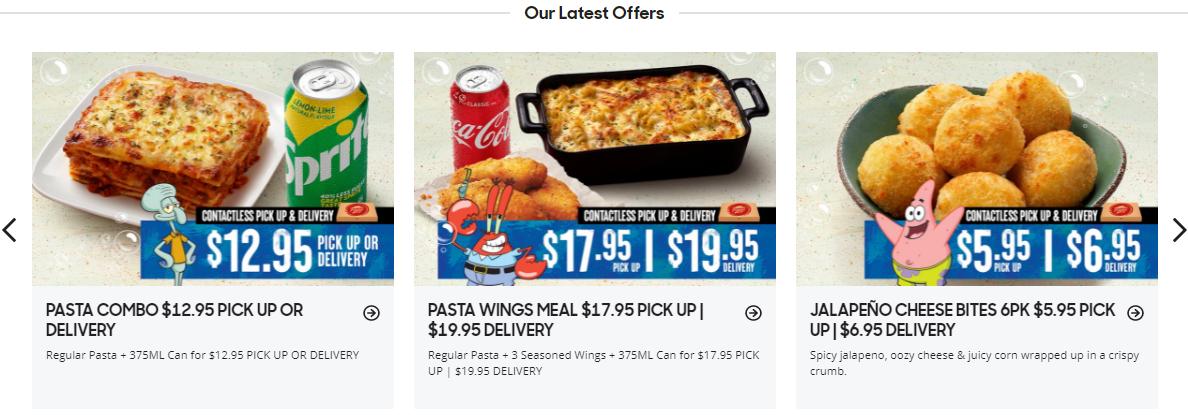 pizza hut latest offers australia