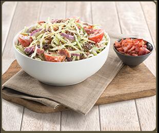 sizzler menu Creamy Broccoli Bacon Salad