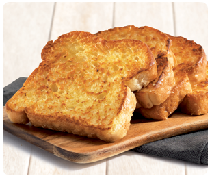 sizzler menu cheese toast