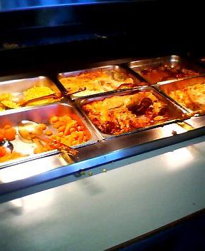 smorgys restaurant hot food