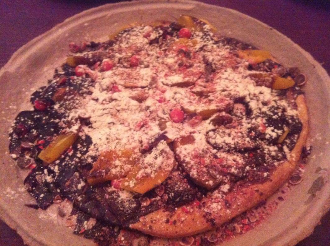 the mad moose jaffa the hut pizza