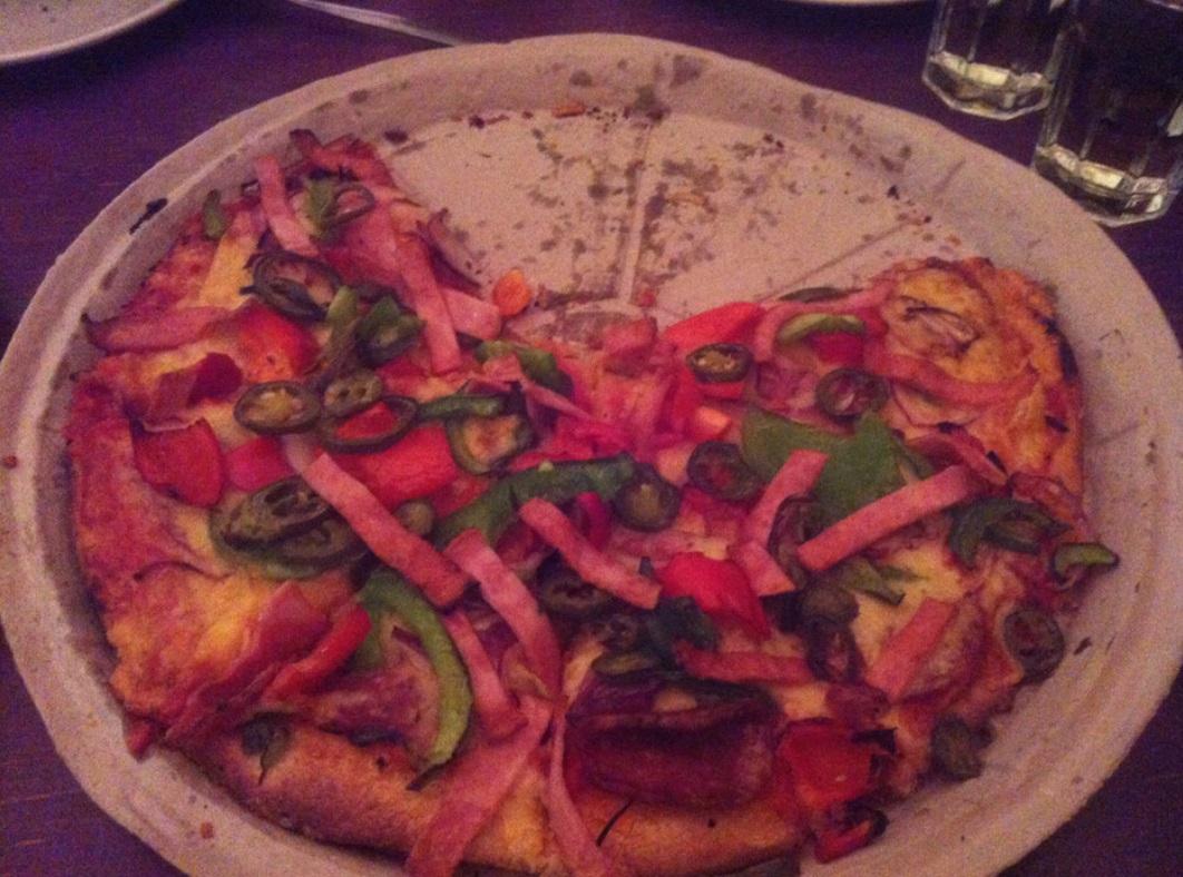 the mad moose matador pizza