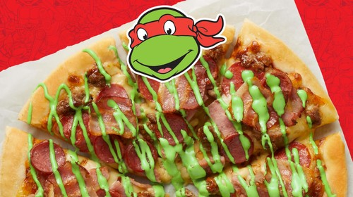 tmnt bbq meatlovers pizza