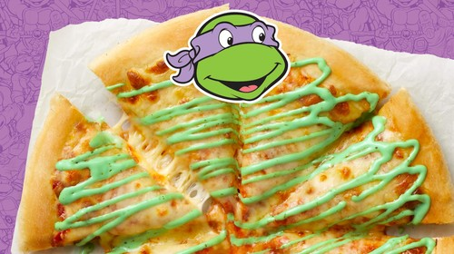 tmnt cheese lovers pizza pizza hut