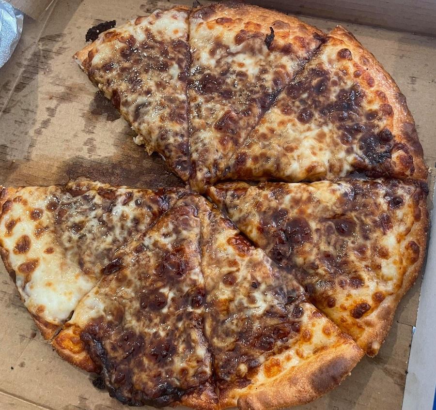 vegemite pizza dominos 2021